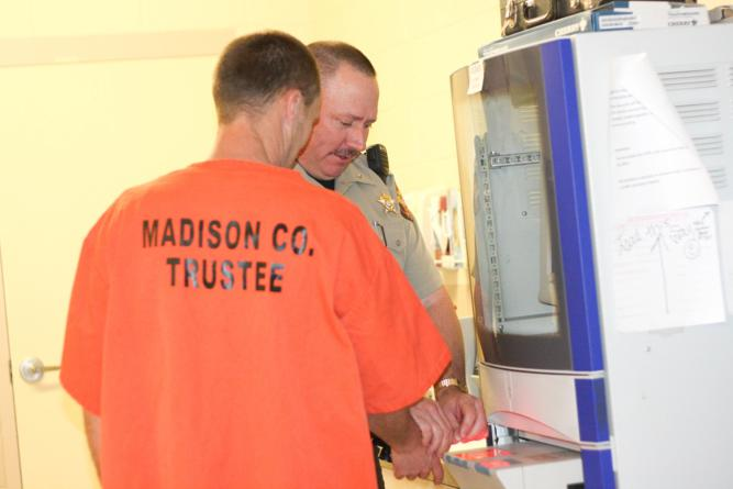 Madison County Sheriff's Office Jail Division